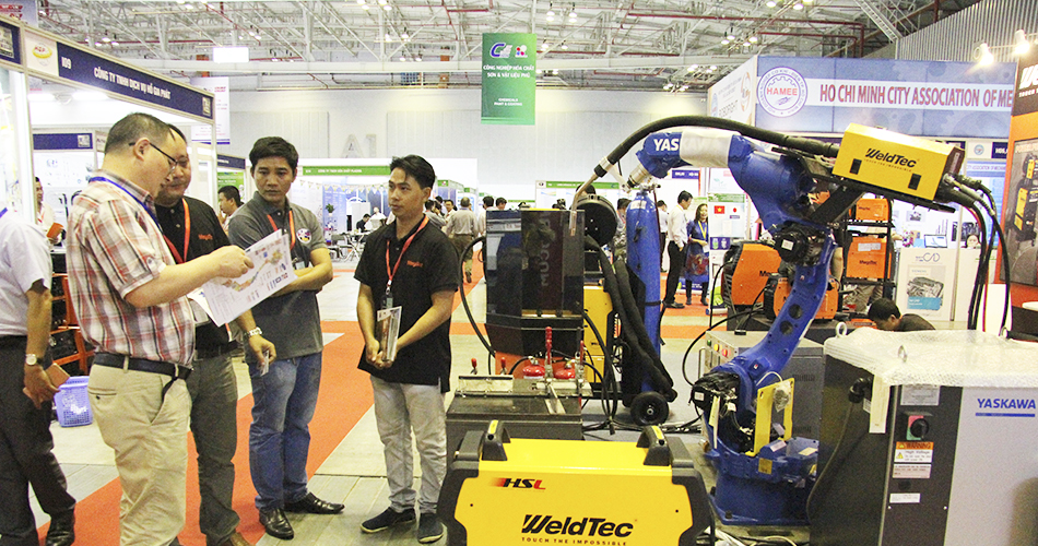 The 9th International Exhibition on Metalworking & Welding Technology in Vietnam – Metal & Wed 2020